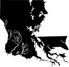 Maps Of Louisiana Louisiana U0027s Coast Is Sinking Business Insider