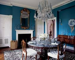 Colonial Dining Room Crystal Chandeliers Dining Room Decoration Ideas Home Interior