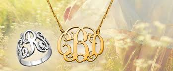 monogram jewelry cheap how to buy a monogram online mynamenecklace