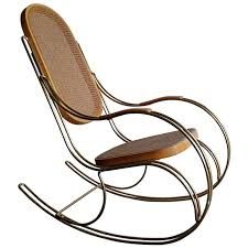 Rocking Chair Antique Styles Thonet Style Rocking Chair At 1stdibs