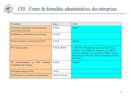 Calaméo Cfe Immatriculation Snc Immatriculation Chambre De Commerce 100 Images Nouvelle