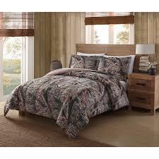 Camo Down Comforter Remington Mount Monadnock Printed Camo Comforter Mini Set Free