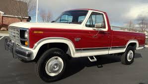 1984 ford f250 diesel mpg 1984 ford f250 xlt diesel 4x4 fully loaded single cab bed