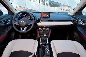 Mazda 3 Interior 2015 First Drive Review Mazda Cx 3 2015