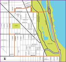 Chicago Lakeview Map by Know Your Limits Identifying The Boundaries For Chicago U0027s Top