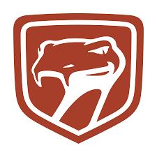 dodge viper logo dodge viper worldvectorlogo
