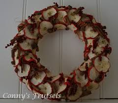 14 best crafts to make with dried apples images on