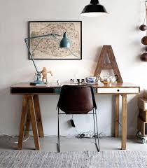 construire un bureau en bois fabriquer un bureau soi même 22 idées inspirantes
