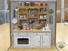 miniature dollhouse kitchen furniture 308 best dollhouse cooking kitchens images on