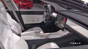 the tesla model 3 will only have a center screen get over it