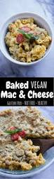 baked vegan mac and cheese gluten free nut free from my bowl