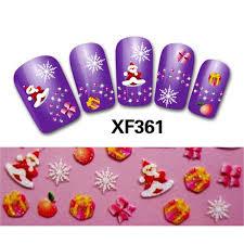 popular diy christmas nails buy cheap diy christmas nails lots