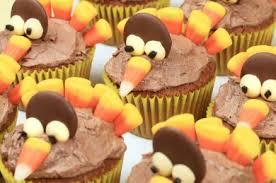 turkey cupcakes thanksgiving ideas ganz parent club
