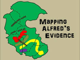 evidence continental drift assignment mapping alfred wegener u0027s