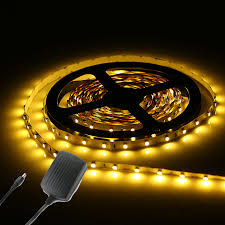 20m 15m 10m 5m led 5050 3528 rgb strip light kit flexible dimmable