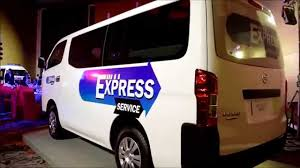 nissan urvan 15 seater the all new nissan nv350 urvan philippines youtube
