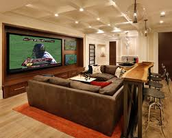 Simple Basement Designs by Finished Basement Design Ideas Stupefy Stunning Simple Basement