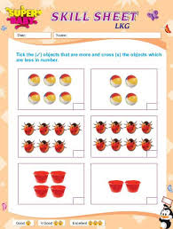 lkg worksheets free download yahoo image search results nubers
