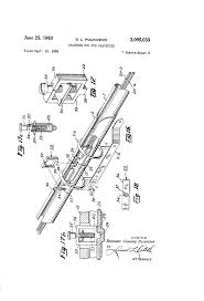 Split Draw Traverse Rod by Patent Us3095033 Traverse Rod For Draperies Google Patents