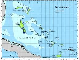 bahamas on map maps of the bahamas loud