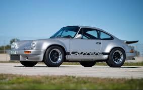 porsche 911 rs 1975 porsche 911 3 0 rs gooding company