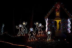 Garvan Gardens Christmas Lights Li Fan Photography Light Painting At Garvan Woodland Gardens In