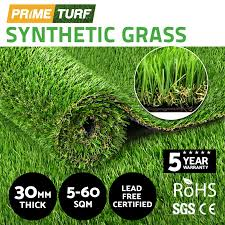 Sqm by 10 60 Sqm Roll Synthetic Turf Artificial Grass Plastic Plant Lawn