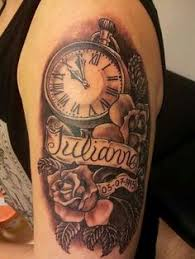 rose and pocket watch so doing this for justin with his birth