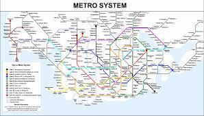 Toronto Subway Map Auckland Metro Map Auckland Subway Map New Zealand
