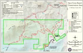 Anthem Arizona Map by Maps Spur Cross Cycles