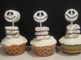 Halloween Cakes Decorations Jack Skellington U0027 Cupcakes And Halloween Decorations Life In
