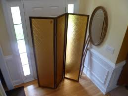 room separator diy mirror screen room divider