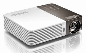 benq launches 720p gp10 led projector for rs 59 990 technology news