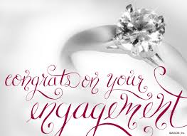 congratulations engagement card engagement greeting cards wblqual