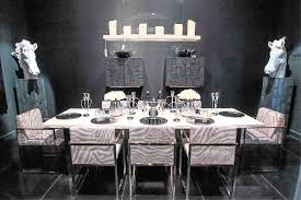Animal Print Dining Room Chairs This Furniture Showroom Is Run Like A Fashion House Inquirer