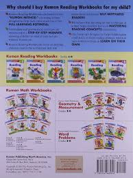 amazon com grade 5 reading kumon reading workbooks