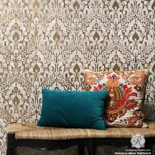 88 best bohemian decorating images on pinterest wall stenciling