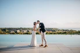 wedding arch kmart matt leonie fiji weddings bula