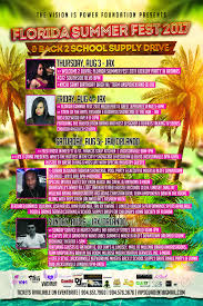 florida summer fest 2017 tickets thu aug 3 2017 at 8 00 pm