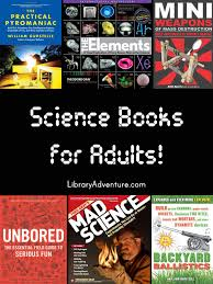 science books for adults summer reading