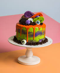 Childrens Halloween Cakes by Halloween Drip Cake Halloween Treats Pinterest Drip Cakes