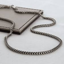 mens chain necklace silver images 44 mens chain necklace mens iced out hip hop 15mm 33quot rappers jpg