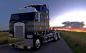 kw trucks 1987 kenworth k100 aerodyne smcars net car blueprints forum