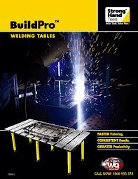 Buildpro Welding Table by Welding Table Buildpro Modular Table