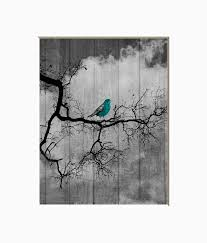 teal wall pictures teal gray bird decor teal home wall art