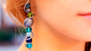 earrings ideas 6 diy ideas how to make low cost earrings