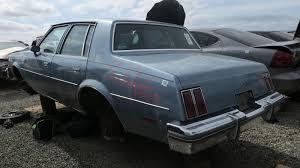 junkyard gem 1987 oldsmobile cutlass supreme autoblog