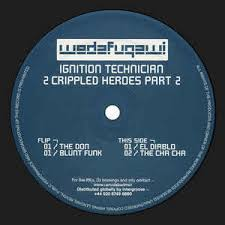 Ignition Part 2 Ignition Technician 2 Crippled Heroes Part 2 Vinyl At Discogs