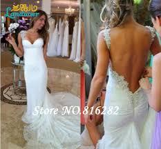 aliexpress com buy 2016 new sweetheart mermaid lace wedding