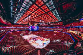 Sqft To Sqmeter Detroit U0027s Little Caesars Arena Prepares For Grand Opening